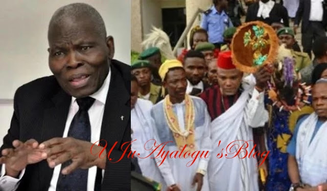 As fears grow over agitations by IPOB and others, Nigeria's elders form new association