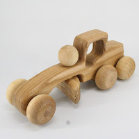TR08, Snow Plow, Lotes Wooden Toys