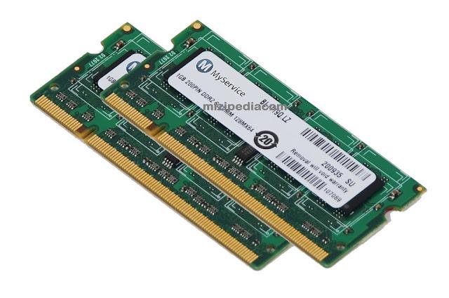 Informasi berharga dari RAM Anda