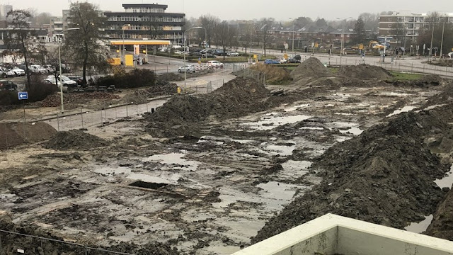 Foundations of Napoleonic barracks found in Netherlands