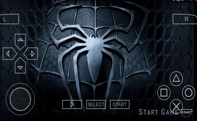 تحميل لعبة Spider Man 3 للاندرويد ppsspp بحجم صغير و جرافيك HD