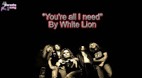 You're all I need (Karaoke, Mp3, Minus One and Lyrics) By White Lion