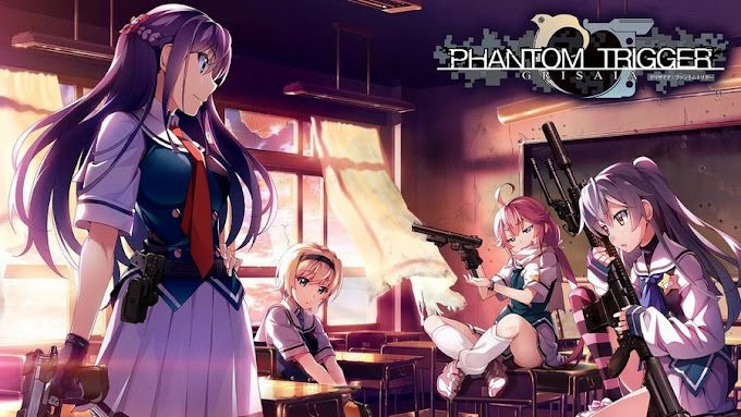 Grisaia: Phantom Trigger 1-4 [Front Wing]
