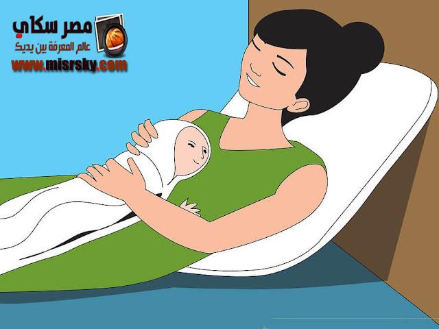 نصائح وملاحظات حول الرضاعة الطبيعية للمرأة