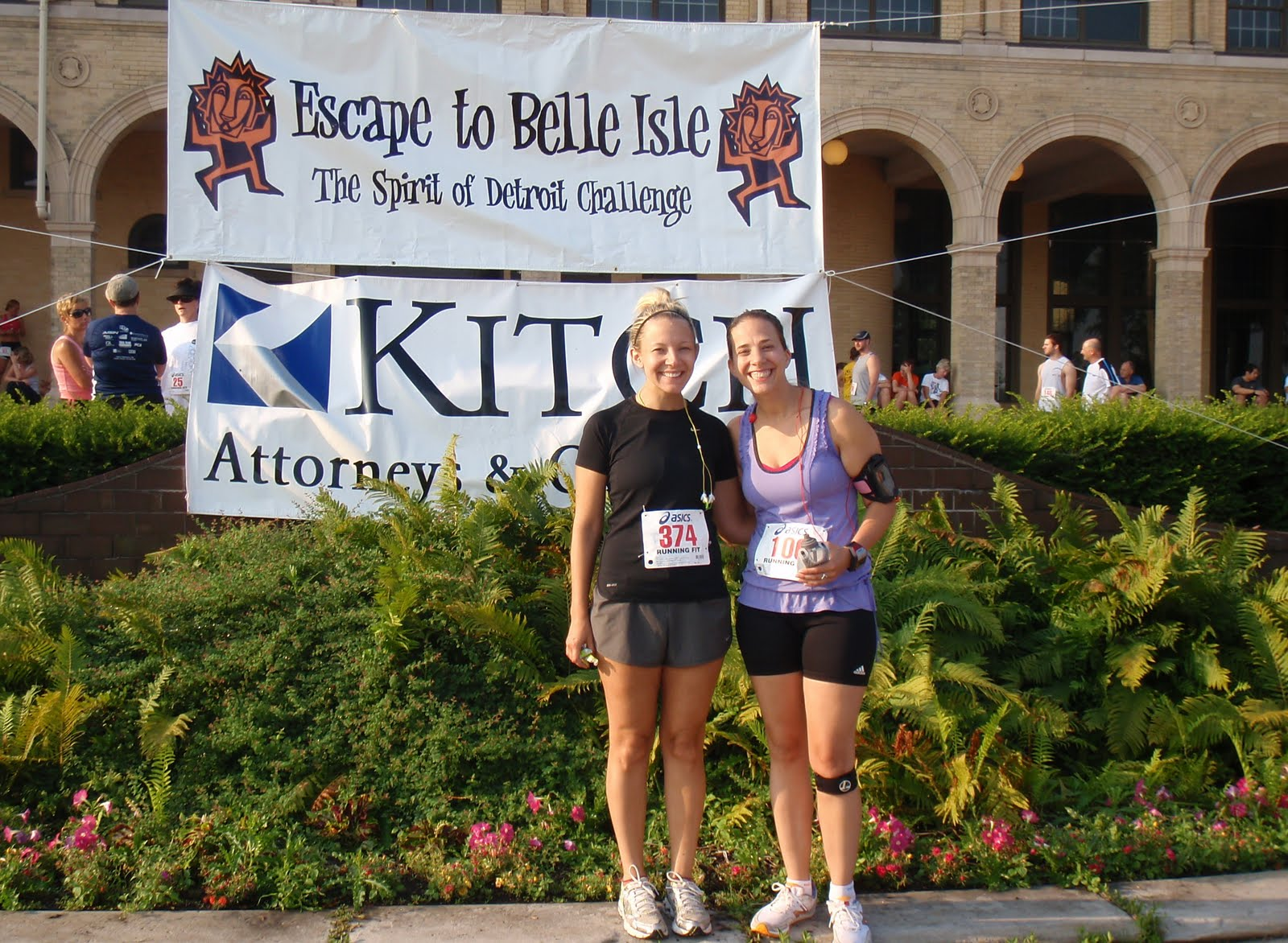 Escape to Belle Isle 10k Recap