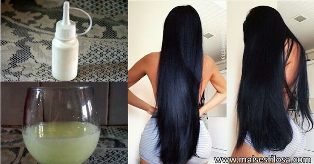 o que fazer para o cabelo parar de cair tratamento natural