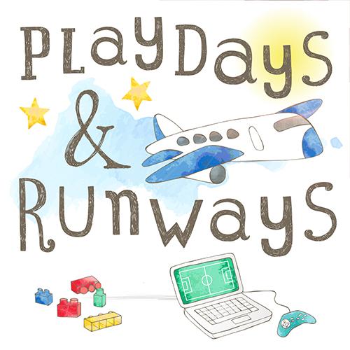 playdays and runways logo