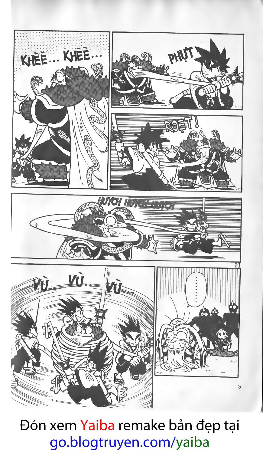 Yaiba chap 20 trang 19