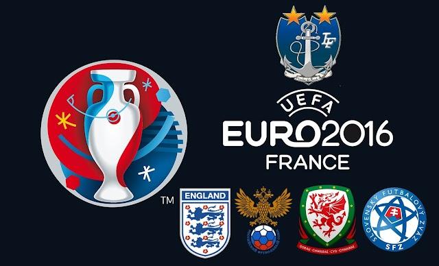 Guia da Eurocopa 2016 - Grupo B