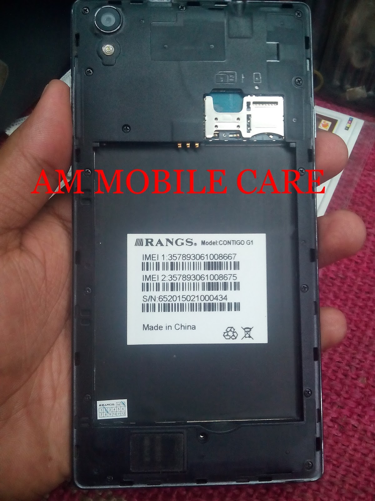 Huawei Clone M8 Flash File K2 amp Mate 8 MT6580 100 Dead