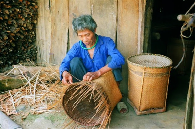 Wickerwork Traditional Village in Ha Giang 2