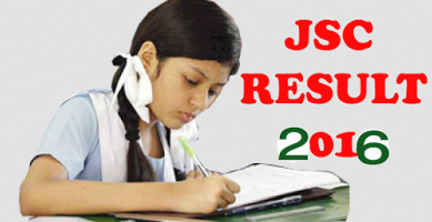 JSC Result 2016 - www.educationboardresults.gov.bd