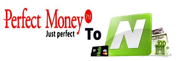 Exchange neteller to perfect money - Michael toomim