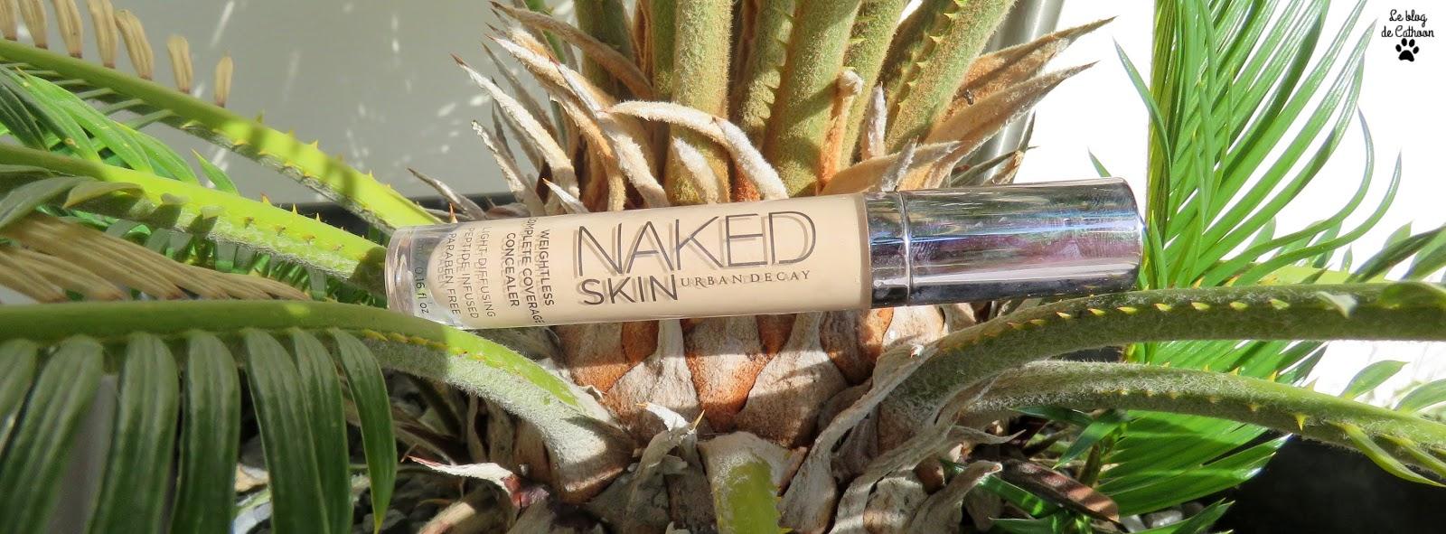 Naked Skin - Correcteur - Urban Decay
