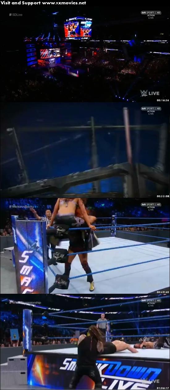 WWE Smackdown Live 14 Feb 2017 HDTV 480p