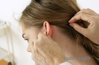 Kulak Arkasında Ağrı