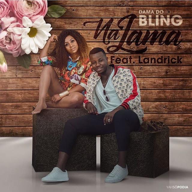 Dama Do Bling Feat. Landrick - Na Lama