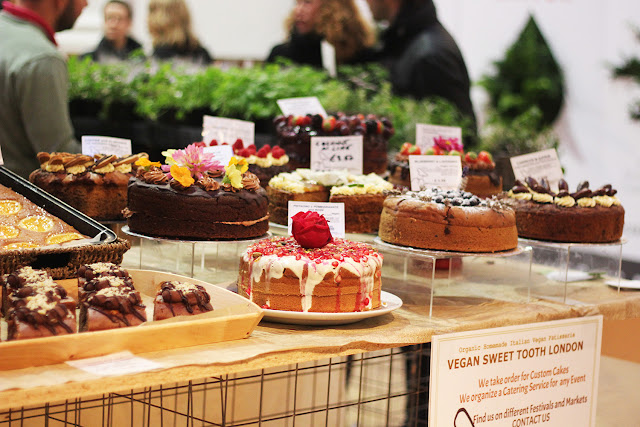 vegan bakery london