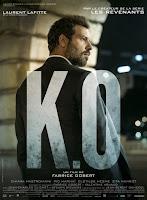 """Affiche du film """"K.O."""" de Fabrice Gobert"""