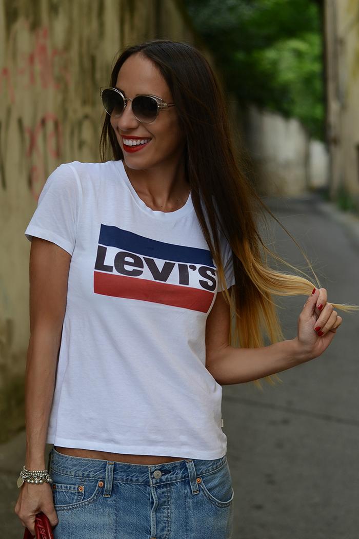 maglietta levi's