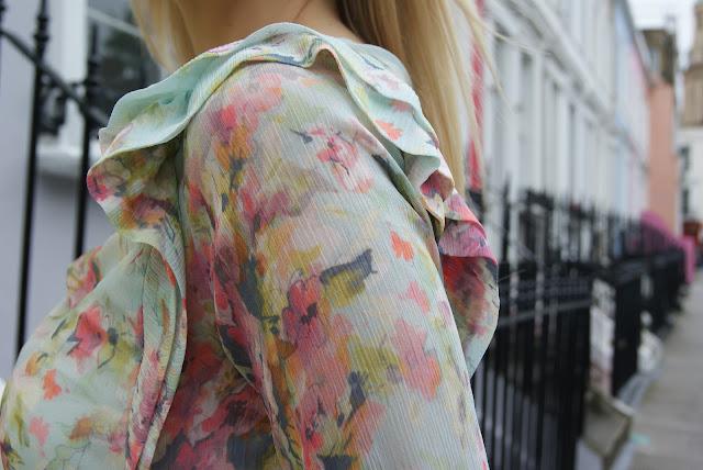 Spring/Summer Floral Print Trend +