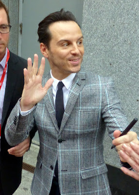 Andrew Scott demonstrates a sweet sovereign without a doubt in this Village with a heart-survey
