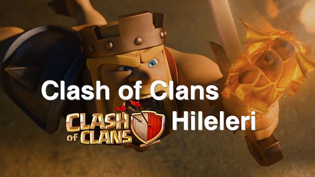 clash of clans hile