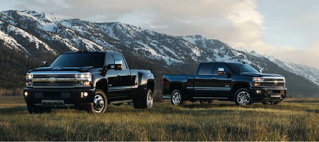 2016 Chevrolet 2500HD Downloadable Brochure
