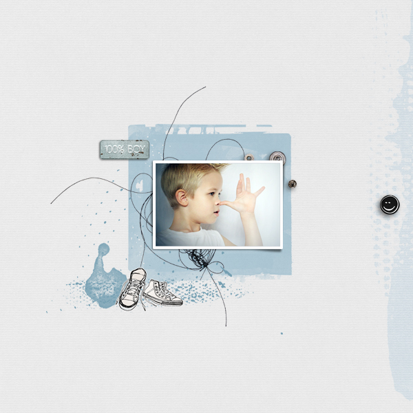 100% boy © sylvia • sro 2018 • just a boy by et designs