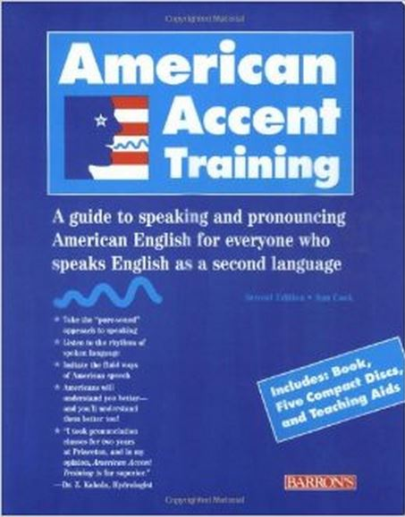 American Accent Training — FULL Ebook + 5 Audio CDs Download #075