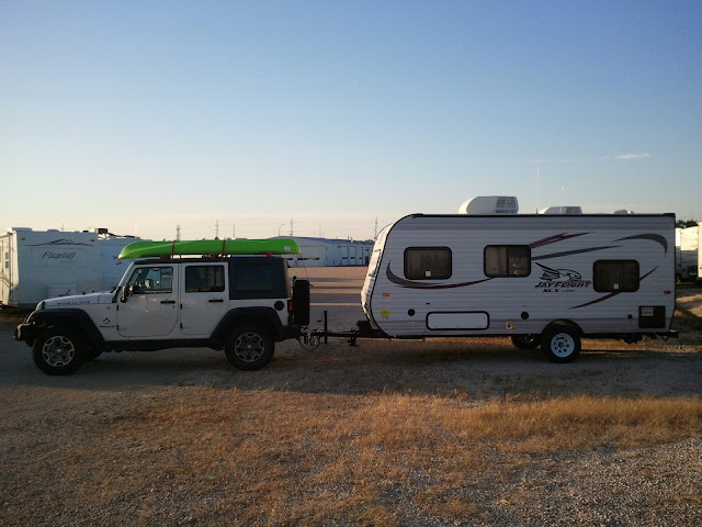 Motorhome Towing Jeep Wrangler >> Good Sam Club Open Roads Forum: Which size RV to tow Jeep Wrangler on trailer?