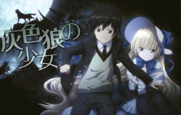 Anime Mystery Terbaik - Gosick