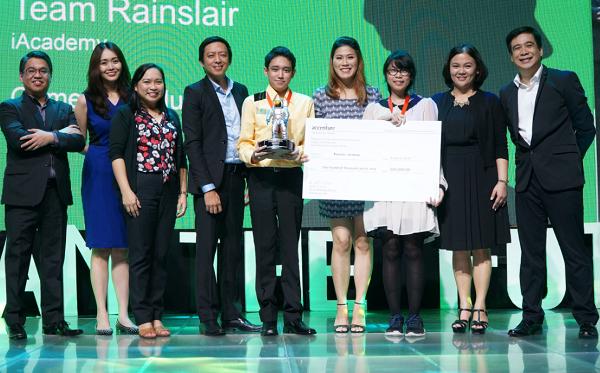Team Rainslair Games Revolution Category Winner