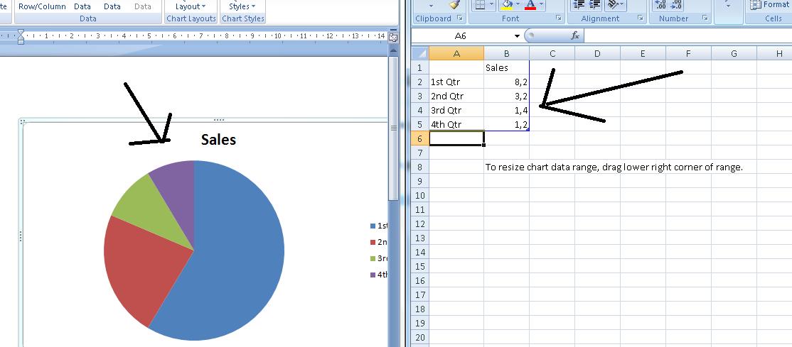 Diagram lingkaran dan langkah langkah pembuatannya statistika pada pengaturan dalam excel silahkan rubah sesuai diagram yang kalian inginkan ccuart Images