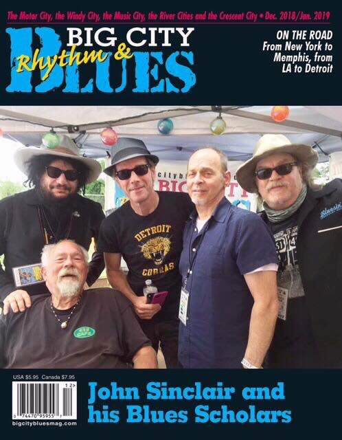 Big City Rhythm And Blues Magazine