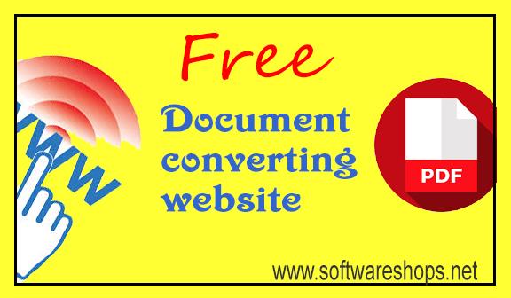 online webpage pdf converter