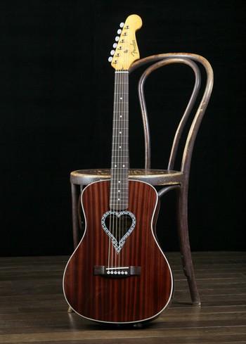dan Guitar Fender Alkaline Trio Malibu