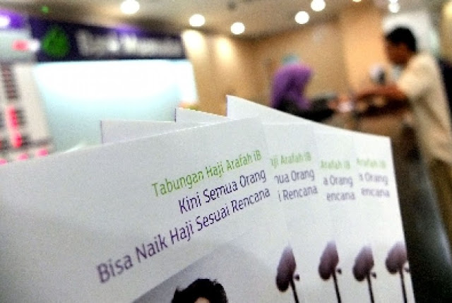 Naik Haji Dengan Mencicil di Bank Apa Haram?