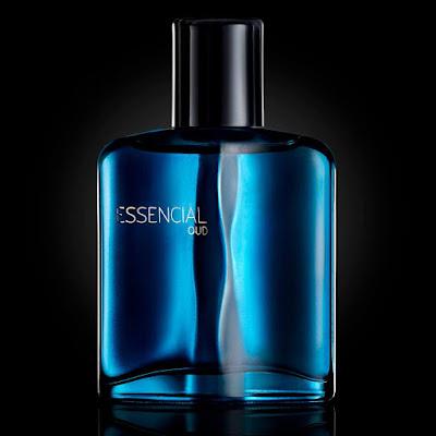 Deo Parfum Essencial Oud Masculino
