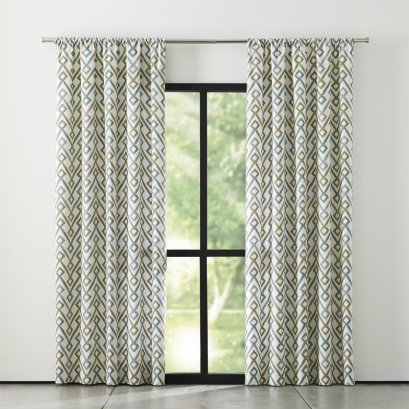 Curtains Pottery Barn Pulley System Purple And White Rail