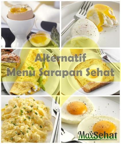 Pola makan untuk sarapan teratur
