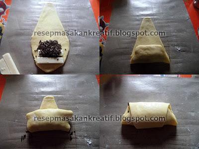 Resep Roti Isi Coklat Keju