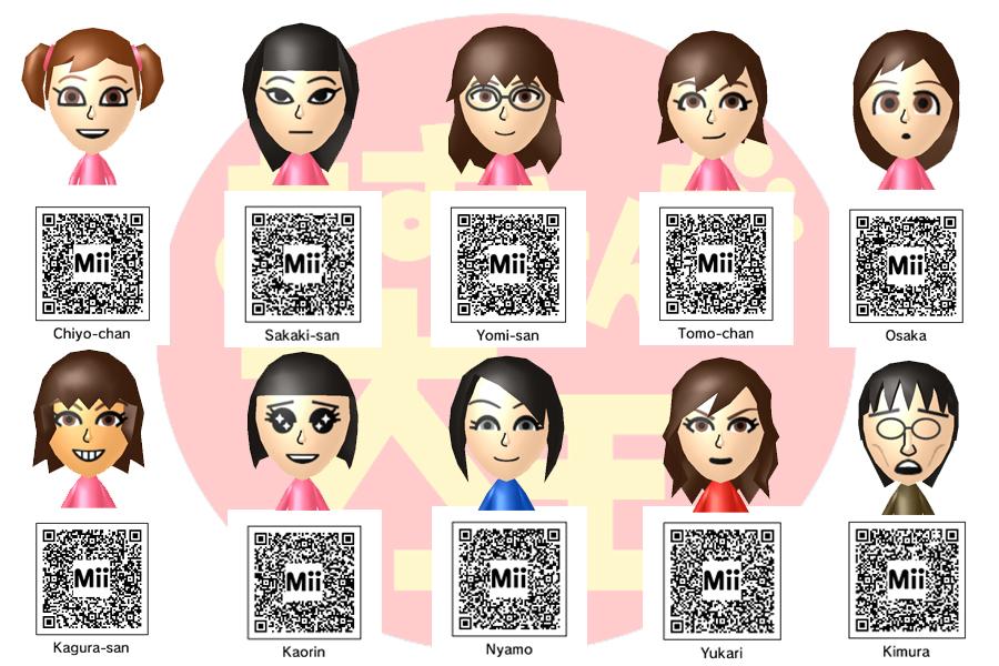 IConocimientos: Mii QR Codes