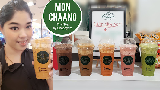 Joanne Wee's Journey | Beauty : Healthy Food : Event : Travel : Gadget : Fashion : Lifestyle: Mon Chaang Thai Tea by Chapayom | by Joanne Wee