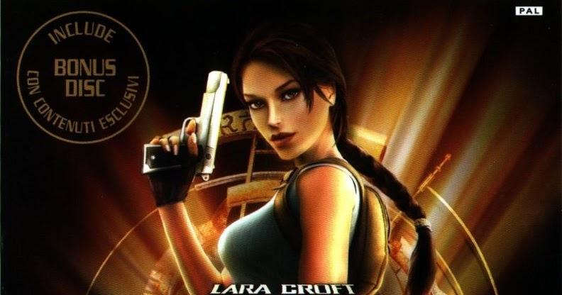 Macguffin Year 13 Videogames Tomb Raider Anniversary
