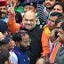 गुजरात और हिमाचल में खिला कमल, जीत के जश्न में शामिल हुए अमित शाह