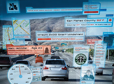Drivers, Keep Your Eyes on the Ad - A New Way for Companies to Advertise on the Road!