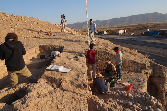 Archaeologists uncover cuneiform archive in Iraq's Kurdish region