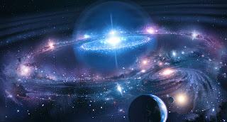 Wallpaper Alam Semesta Langit Dan Bumi
