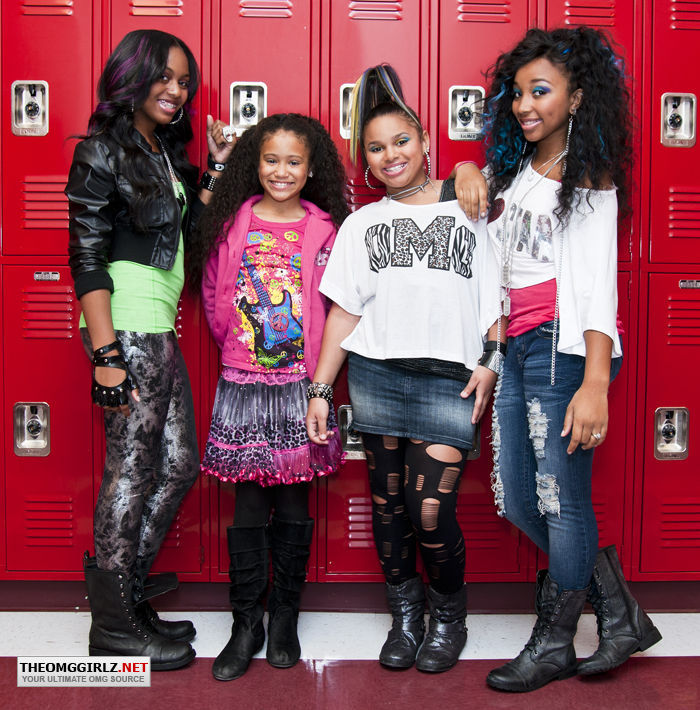 Omg Girlz Zonnique Boyfriend Related Keywords Omg Girlz